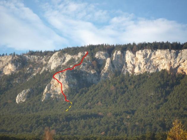 Hohe Wand Klettersteig : Bild aus beitrag berg erlebnis klettersteig